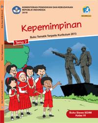 Buku tema 7 Siswa Kelas 6 k13 2018