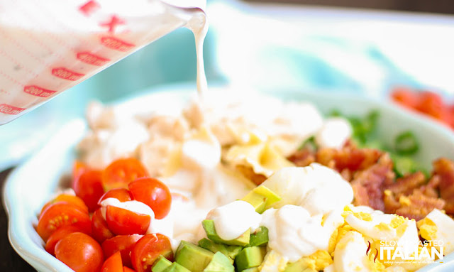 Cobb Salad Pasta Toss