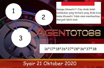 Kode syair Singapore Rabu 21 Oktober 2020 208