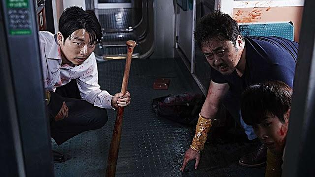 Güney Kore Yapımı Zombi Filmi Peninsula'dan 8K Çözünürlüğünde Yeni Fragman