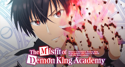 The Misfit of Demon King Academy Episode 1 - 13 Subtitle Indonesia Batch