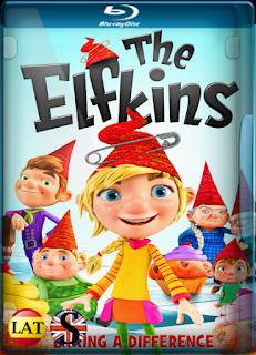 Los Elfkins (2020) REMUX 1080P LATINO/ALEMAN