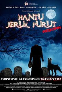 Film Hantu Jeruk Purut Reborn 2017