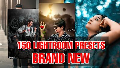 150 lightroom free presets