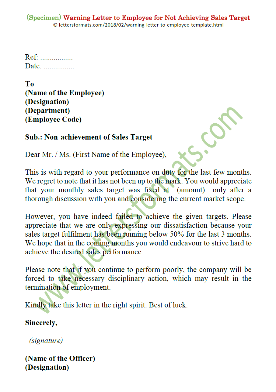 Example Of Disciplinary Action Letter from 1.bp.blogspot.com