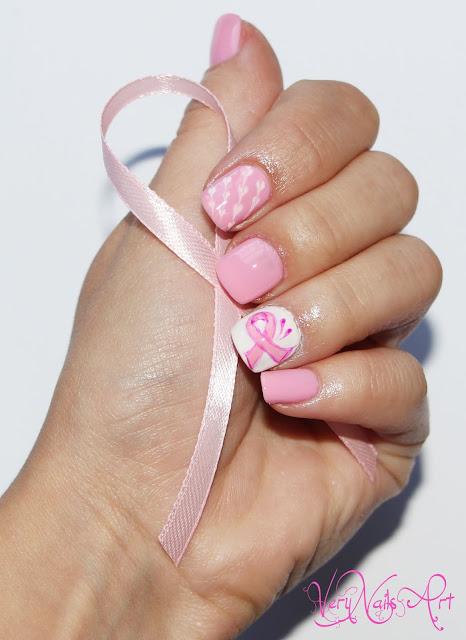 Octubre rosa | Manicura solidaria