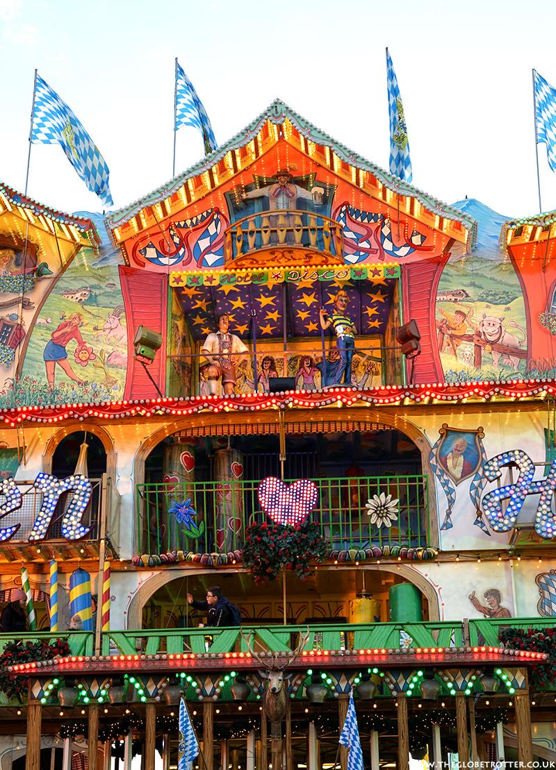 London Hyde Park Winter Wonderland
