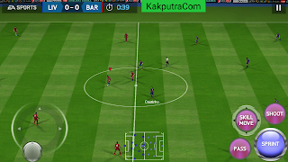 Download Game FIFA 19 Mod Android Offline New Name Real Face Up Transfer