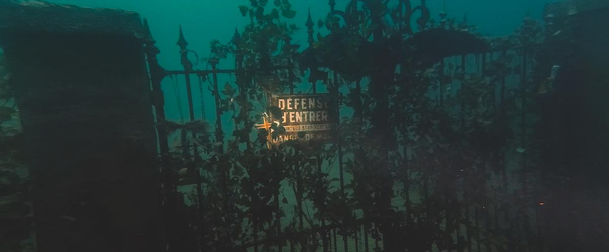 Первые кадры подводного хоррора The Deep House про блогеров и маньяка - 20
