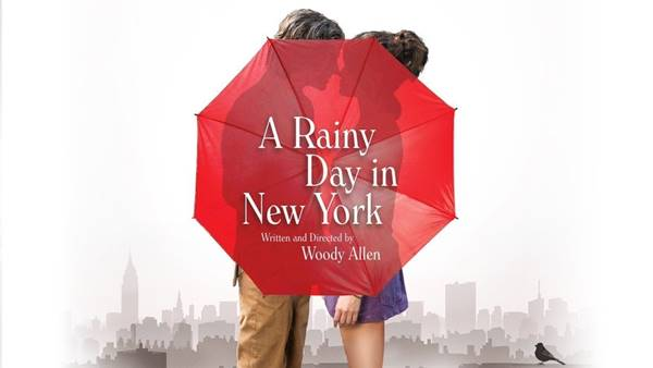 Review Film A Rainy Day in New York (2019), Film Komedi Romantis yang Manis