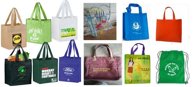 pusat konveksi pembuatan tas souvenir, goodie bag murah di Radio dalam jakarta Selatan