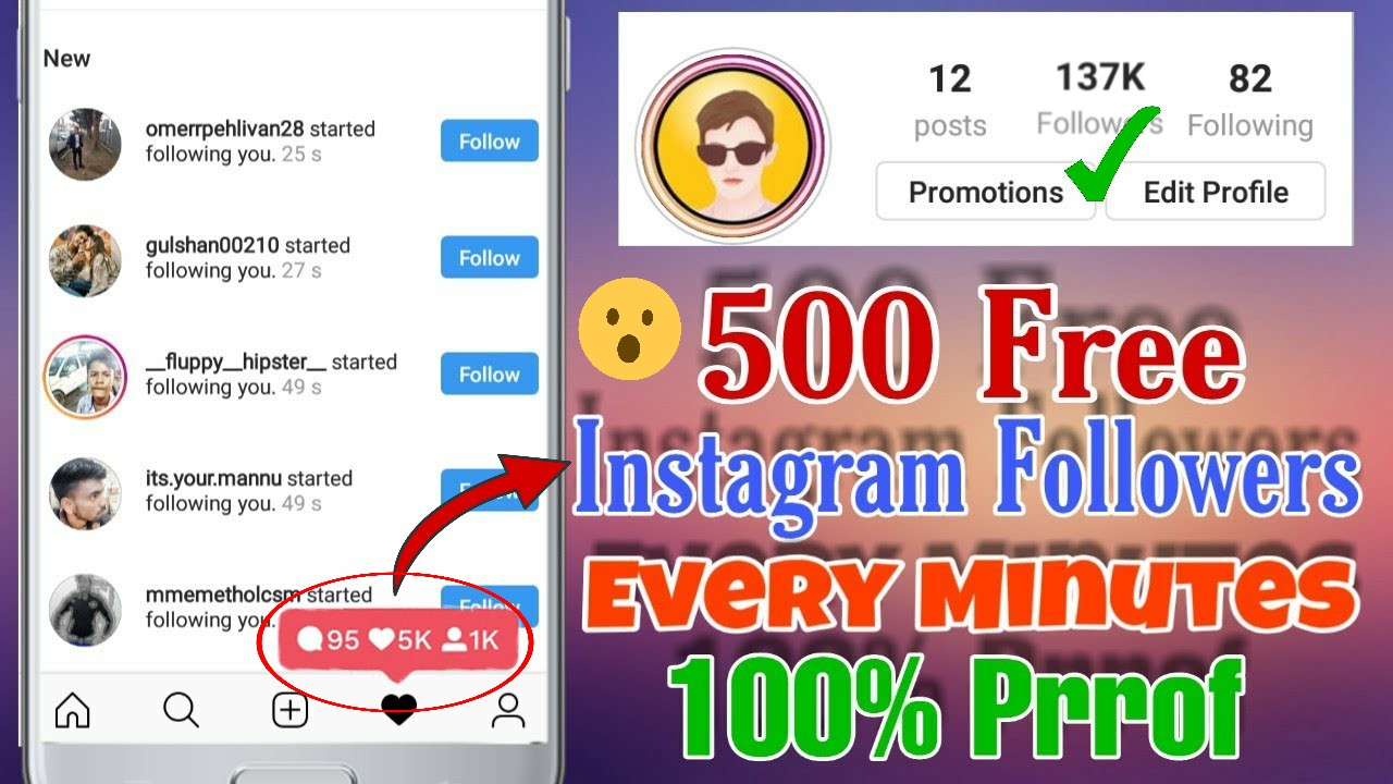 How To Increase Instagram Followers Free Instagram Followers 2020