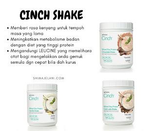 Cinch Shake Shaklee