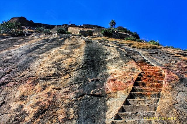 Midigeshi Fort, Karnataka