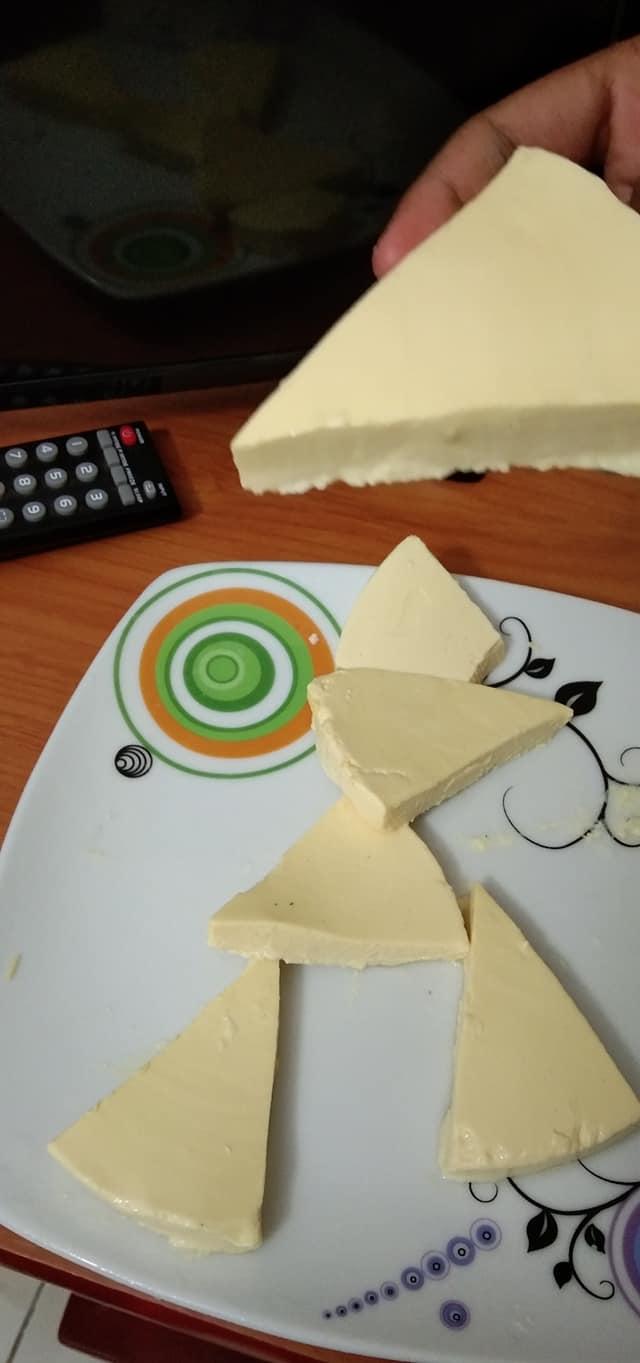 චීස් හදන හැටි (Cheese Hadana Hati) - Your Choice Way