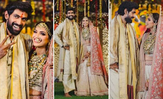 Miheeka Bajaj Family Husband Biography Parents children's Marriage Photos