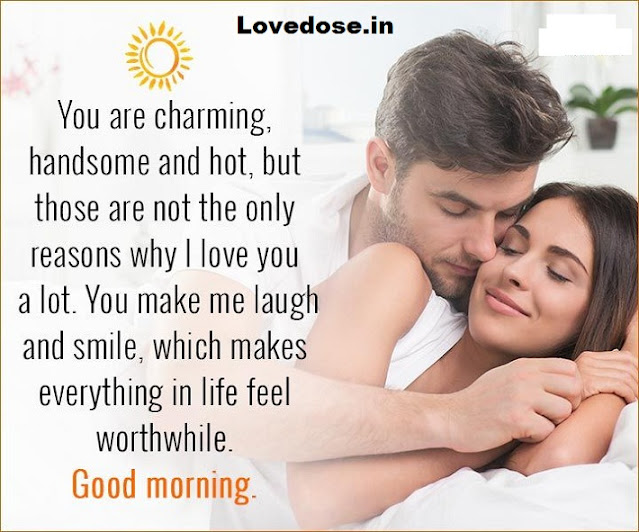good morning pictures lovely wife