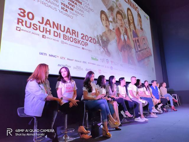 Segera Tayang Film Temen Kondangan! 30 Januari 2020 di Bioskop