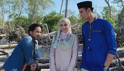 Sinopsis Drama Jodoh Tersasar Alamat Lakonan Husna Mustaffa dan Syazuwan Hassan