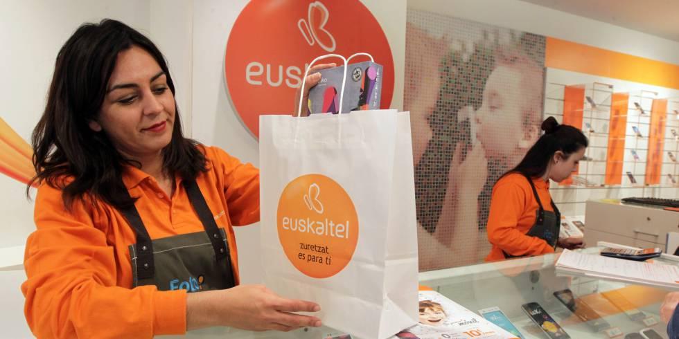 Euskaltel obligado a expandirse a otras comunidades