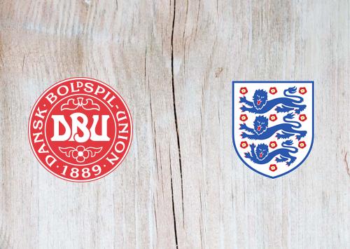 Denmark vs England Full Match & Highlights 08 September 2020