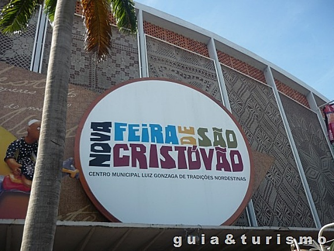 Feira de São Cristóvão no Rio de Janeiro