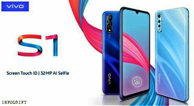 Vivo S1: see all the specifications, special features, price and a biggest surprise embedded in vivo's upcoming launch in India...
