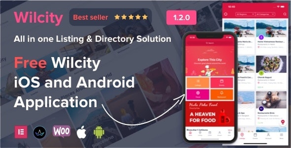Download Wilcity v1.3.16 – WordPress Directory Template nulled