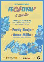 Fiesta presentación Fecstival 2017