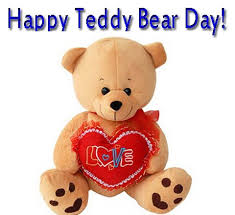 cute teddy day