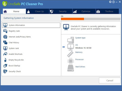 OneSafe PC Cleaner Pro 7.0.0.59 Full