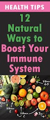12 Natural Ways to Boost Your Immune System