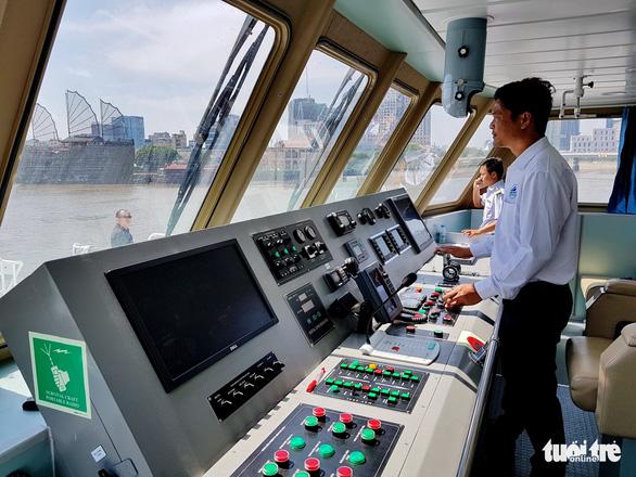 Sắp có tàu du lịch cao tốc từ Sài Gòn đi Côn Đảo! Đường đi du lịch Côn Đảo nay chỉ còn 5 tiếng!