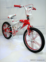 Sepeda BMX Pacific X-Cross Racer Free Style 20 Inci