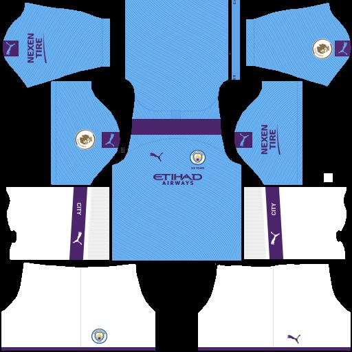 Manchester City 2019 2020 Dls Fts Dream League Soccer Kits And Logo Wid10 Com Dream League Soccer Dls Forma Kits Ve Logo Url