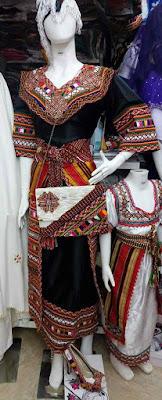 robe kabyle 2020