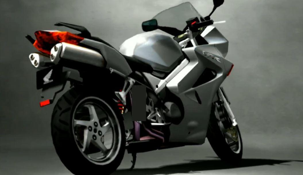 Honda VFR 2005 V4 VTEC