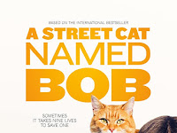 """Rekomendasi Film """"A Street Cat Named Bob"""",Kisah Nyata Kucing Oren Yang Menyelamatkan dan Membuat Sukses,Hidup Seorang Gelandangan"""
