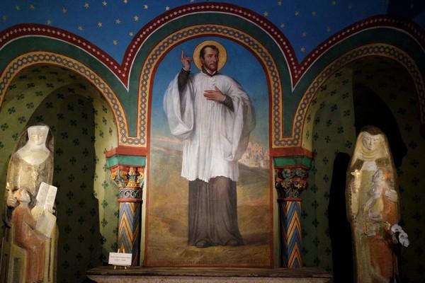 haute-loire le puy en velay cathédrale notre-dame