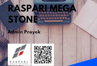 Lowongan Kerja PT. Raspari Megastone