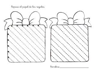 Resultado de imagen de fichas grafomotricidad 3 años