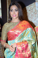 Shriya Saran Looks Stunning in Silk Saree at VRK Silk Showroom Launch Secundrabad ~  Exclusive 092.JPG