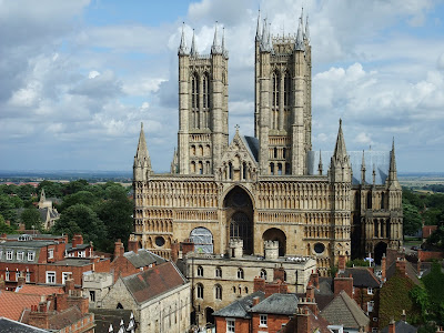 La catedral de Lincoln