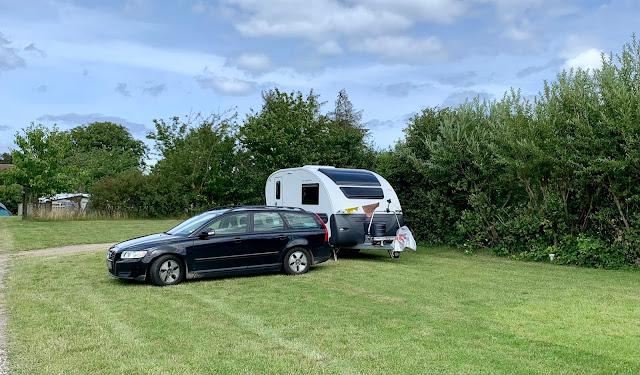 Lohals camping, Langeland