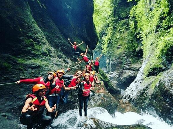 wisata brebes ranto canyon