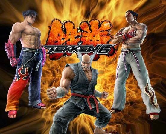 Download Tekken 5 Setup Exe Free Full Version Is Here