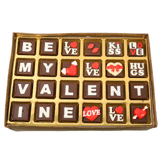Be My Valentine 3D Design ( Not Stickers) Chocolate Box - a special valentines day chocolate gift box for him her girlfriend boyfriend fiancé husband wife