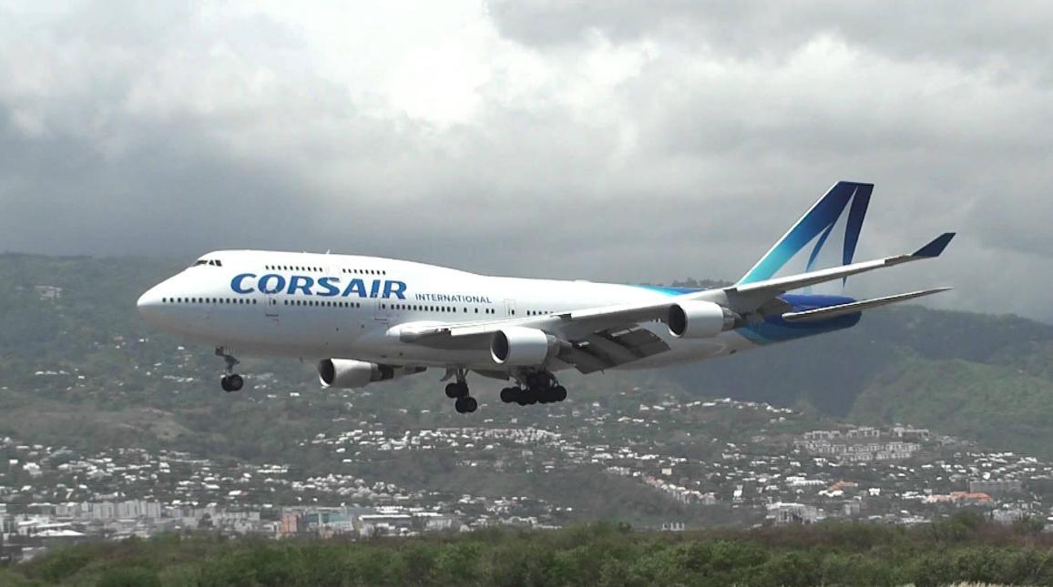 Piove cherosene sulle Alpi per un Boeing Corsair
