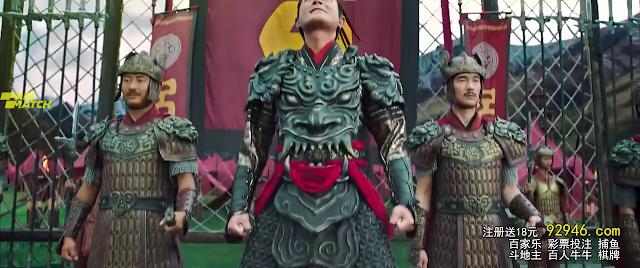 Dynasty Warriors 2021 Dual Audio Hindi [Fan Dubbed] 720p HDRip