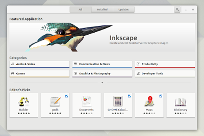 GNOME 3.24 software